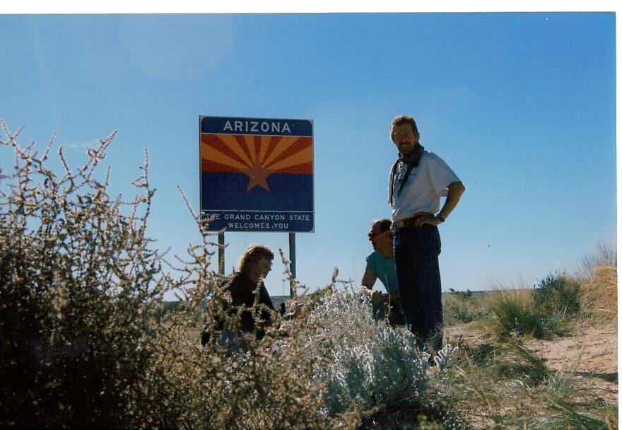 on the Arizona border. by alaskaman53