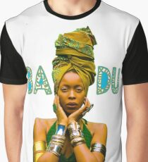 Erykah Badu Graphic T-Shirt
