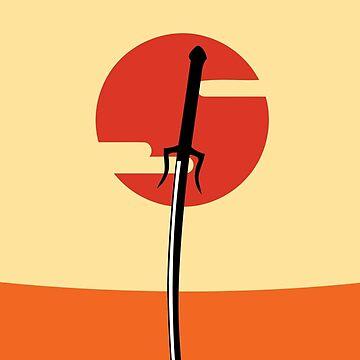 Samurai Champloo minimal by nintendino