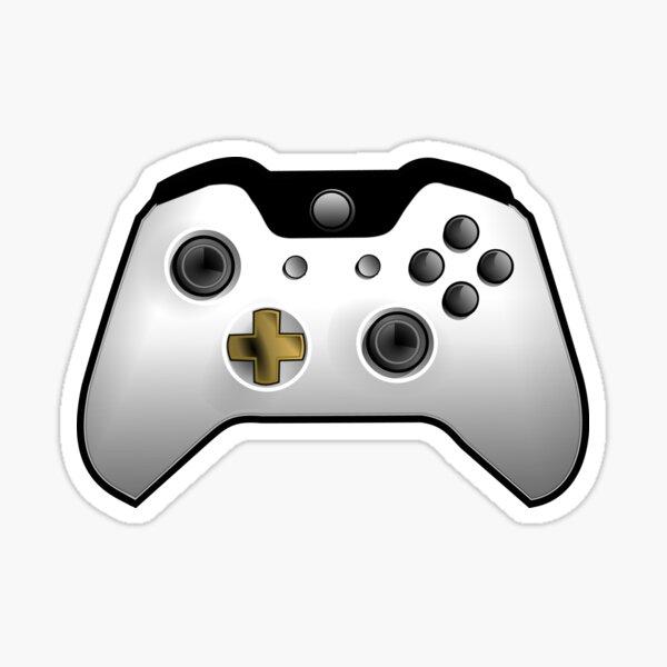 Game Control Sticker
