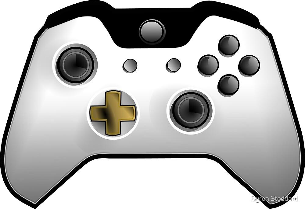 Game Control by Byron Stoddard