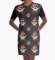 PIRATES Graphic T-Shirt Dress