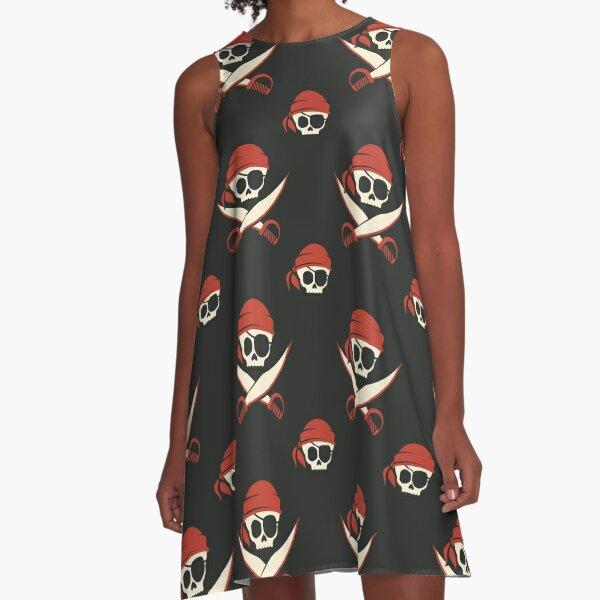 PIRATES A-Line Dress
