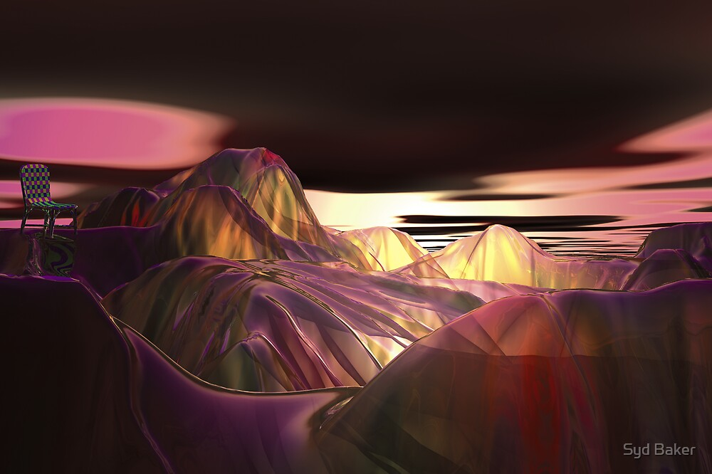 Candy Mountain by Syd Baker