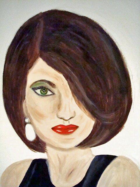 The Portrait by sandhuc