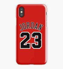 Jordan 23 Jersey iPhone Case/Skin