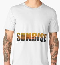 Sunrise Surprise Men's Premium T-Shirt