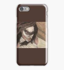 Restless - First Slayer - BtVS iPhone Case/Skin