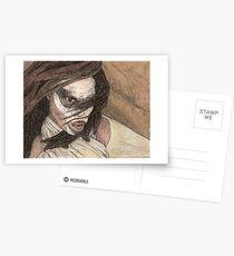 Restless - First Slayer - BtVS Postcards
