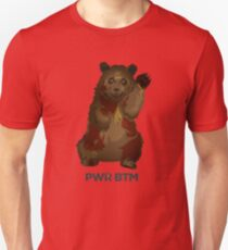 ROBUST BEAR OURS RBST PWR BTM T-Shirt