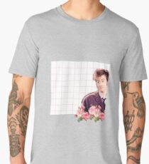 David Tennant - Doctor Who Men's Premium T-Shirt