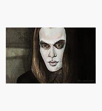 Buffy Vs. Dracula - Dracula - BtVS Photographic Print