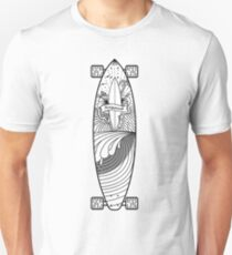 Longboard Sunset T-Shirt