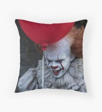 IT Pennywise - IT Movie ESO Throw Pillow