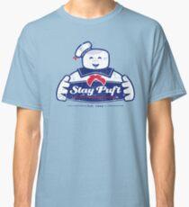 Stay Puft logo Classic T-Shirt