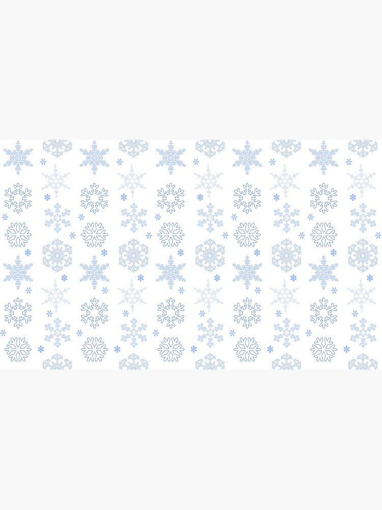 Snowflakes! by SeaGlassHoliday