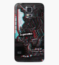Schwarzes Biest Hülle & Klebefolie für Samsung Galaxy