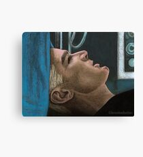 Out of my Mind - Spike - BtVS Canvas Print