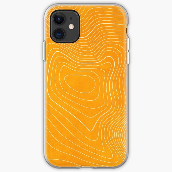 Topography - Pikes Peak iPhone Soft Case