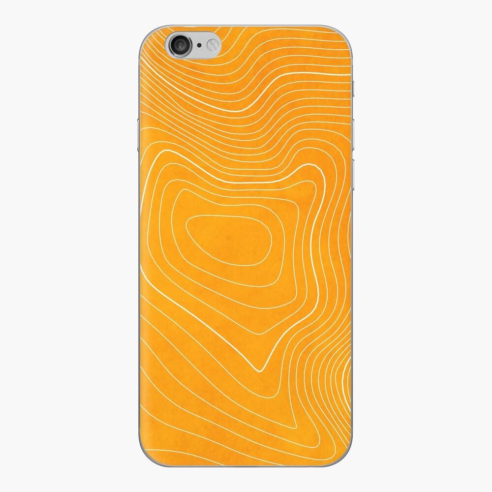 Topography - Pikes Peak iPhone Skin