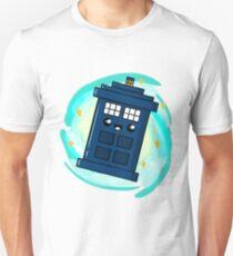Cute Tardis T-Shirt