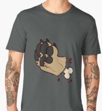 Golden Lab Paw Gore Men's Premium T-Shirt