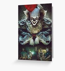 Poster It 2017 Greeting Card