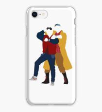 Back to the Future Part II iPhone Case/Skin