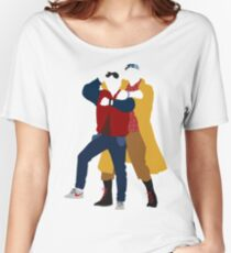 Back to the Future Part II Women's Relaxed Fit T-Shirt