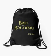 D&D Stuffs Drawstring Bag
