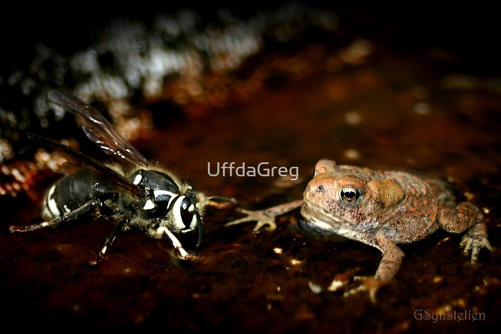 Dancing Partners by UffdaGreg