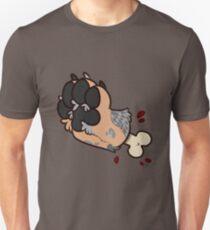 Australian Cattle Dog Paw Gore T-Shirt