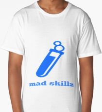 Mad skillz by Angst Clothing Long T-Shirt