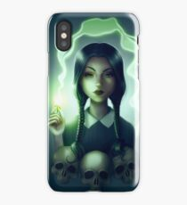 Wednesday iPhone Case/Skin