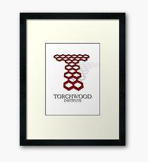 Torchwood Institute Framed Print