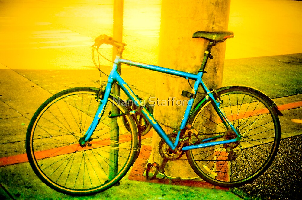 Bicycle for One by Nancy Stafford