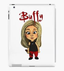 Little Buffy iPad Case/Skin