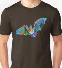 Cute Halloween Bat Named Warren Batty T-Shirt