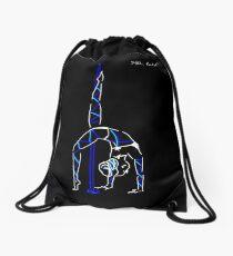 Neon Drawstring Bag
