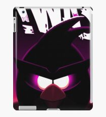 DARK ANGRY BIRDS iPad Case/Skin