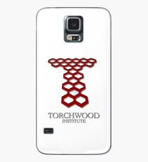 Torchwood Institute Case/Skin for Samsung Galaxy