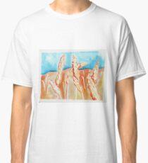 Wheat Field Classic T-Shirt