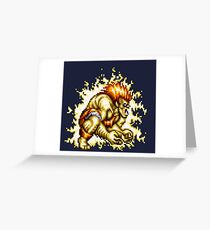 Power of the beast Greeting Card
