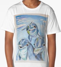 Dolphins Long T-Shirt