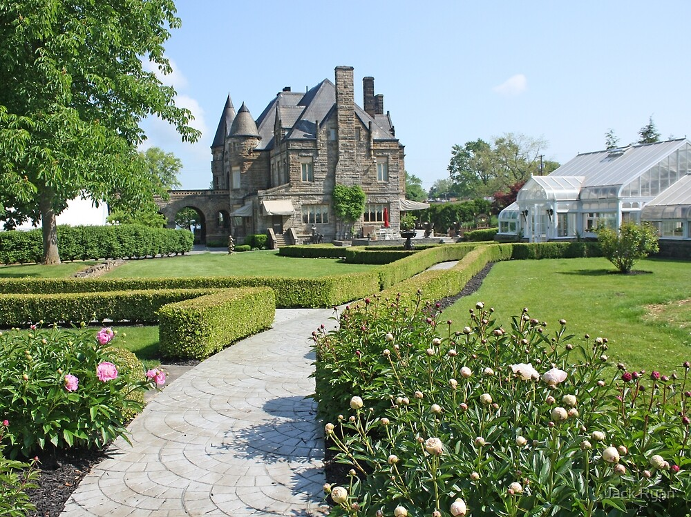 Buhl Mansion by Jack Ryan