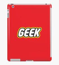 Brick Geek iPad Case/Skin