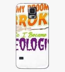 Geologist Haloween funnyshirt Case/Skin for Samsung Galaxy