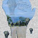 Elephants by CamphuijsenArt