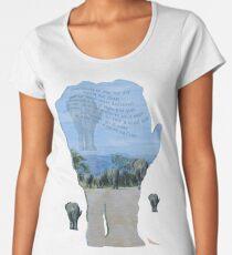 Elephants Women's Premium T-Shirt