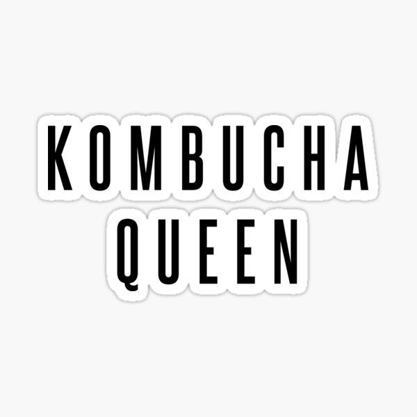 Kombucha Queen Sticker